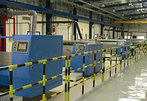 Plating line from trusted suppliers
