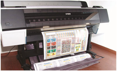 Wide Formatted Scanning 4' X 8'