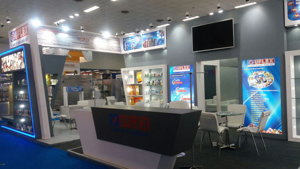 The Stage is Set! Uflex holds the Reins at IndiaPack Pacprocess 2017