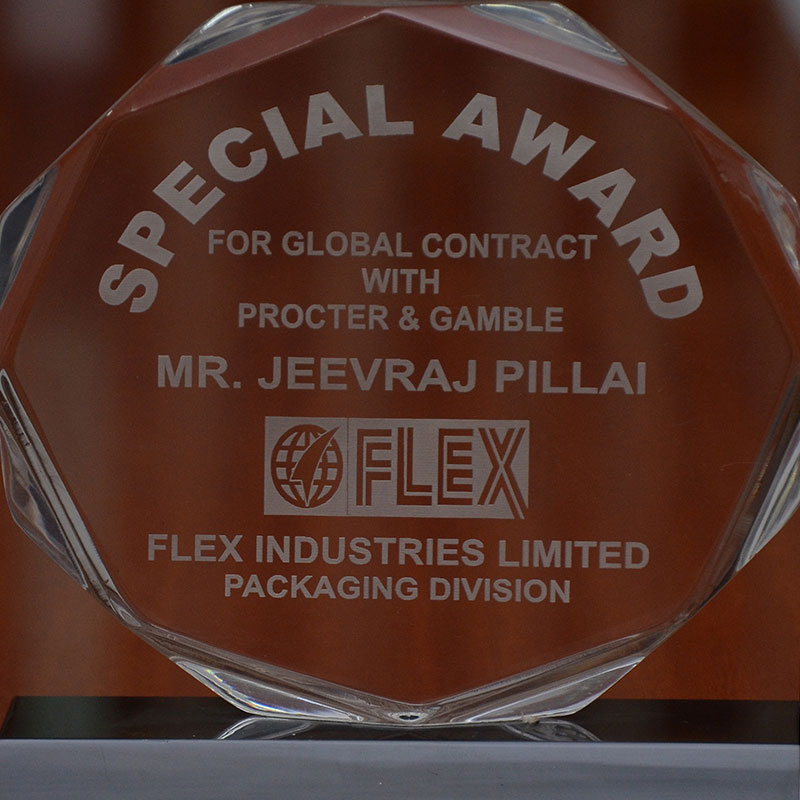 Historic Awards Received by UFlex