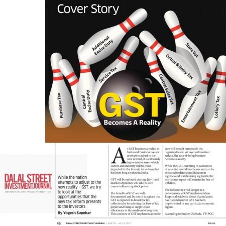 GST Become A Reality