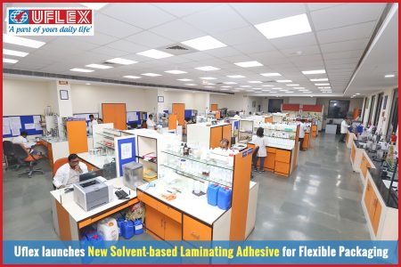 Uflex launches New Solvent-based Laminating Adhesive for Flexible Packaging
