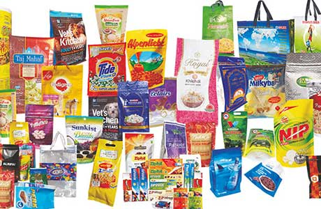 Setting benchmarks in the flexible packaging industry with innovative products.