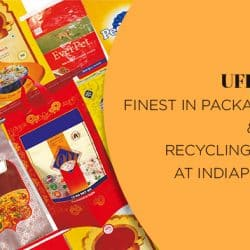 Uflex Showcases the Finest in Packaging Products & Recycling Solution at IndiaPlast 2019 – reports IFCA News   Apr-Jun 2019 Print edition